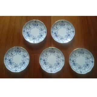 ナルミ(NARUMI)のナルミ ミラノ 銘々皿 5枚セット(食器)