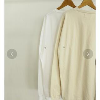 TODAYFUL - 【TODAYFUL】ハートロングスリーブTシャツ