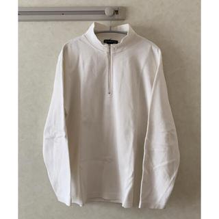 コムデギャルソンオムプリュス(COMME des GARCONS HOMME PLUS)のハーフジップ カットソー(Tシャツ/カットソー(七分/長袖))