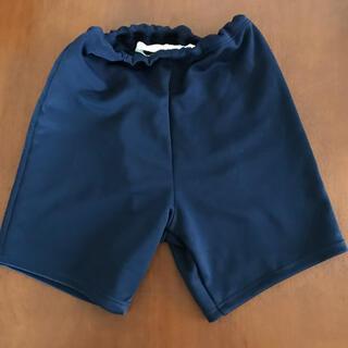 男の子 スクール水着  160  紺色(水着)