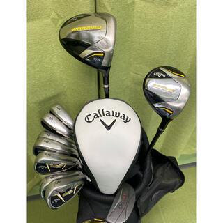 Callaway - Callaway ゴルフクラブセット