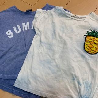 ザラ(ZARA)のZARA Tシャツ2枚(Tシャツ/カットソー)
