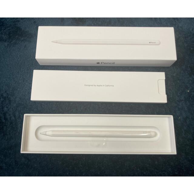 Apple(アップル)の【ほぼ新品】アップルペンシル第2世代 箱なし スマホ/家電/カメラのPC/タブレット(PC周辺機器)の商品写真