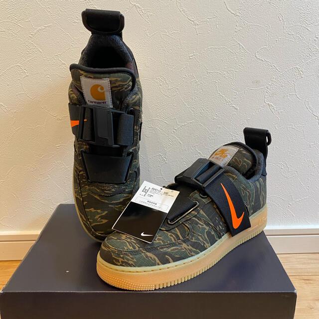 NIKE(ナイキ)のNIKE AIR FORCE 1 UTILITY LOW PRM WIP メンズの靴/シューズ(スニーカー)の商品写真