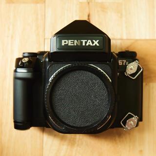 PENTAX - PENTAX67II