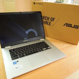 ASUS - Chromebook/15インチ/8G/SSD ASUS C523NA