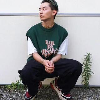 ウーヨンミ(WOO YOUNG MI)のWOOYOUNGMI セーター 太田晴也(ニット/セーター)