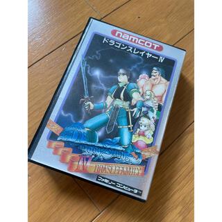 バンダイナムコエンターテインメント(BANDAI NAMCO Entertainment)のファミコン ドラゴンスレイヤー 箱のみ(その他)