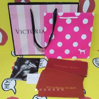 ヴィクトリアズシークレット(Victoria's Secret)のヴィクトリアシークレット♥️13セット♥️ショッパー♥️ポストカード(香水(女性用))