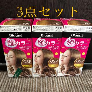 Hoyu - 毛染め・3点セット・白髪染め・ブローネ・泡カラー・ブラウン・韓国・海外・カラー剤