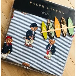 POLO RALPH LAUREN - 新品 ポロベア 掛け布団カバー ラルフローレン シングル