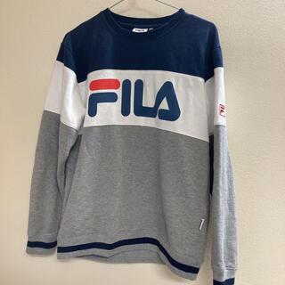フィラ(FILA)のFILA トレーナー(トレーナー/スウェット)