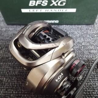 SHIMANO - シマノ スコーピオン BFS XG 左巻き