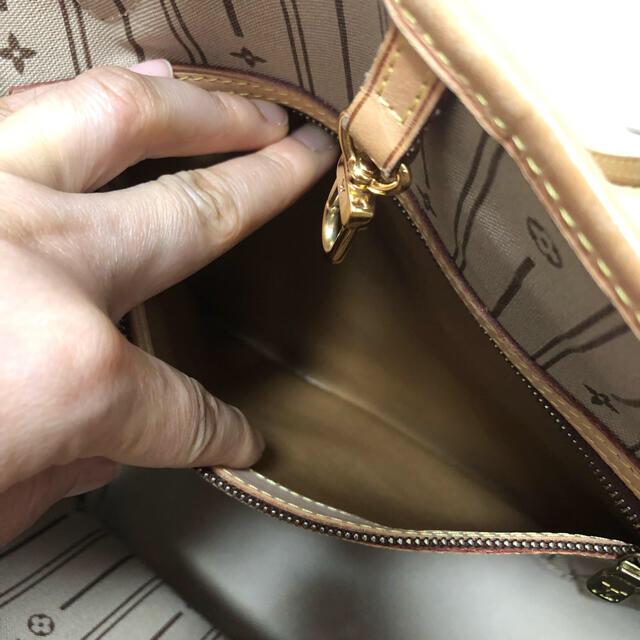 LOUIS VUITTON(ルイヴィトン)のルイヴィトン ネバーフルMM トートバック レディースのバッグ(トートバッグ)の商品写真