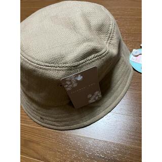 シマムラ(しまむら)のしまむら てら ハット 帽子(ハンチング/ベレー帽)