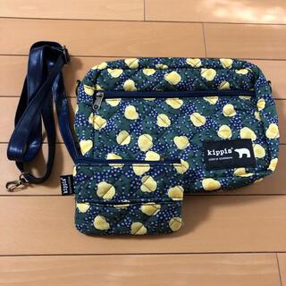 SHIPS - KIPPIS☆カバン&ティッシュケース 北欧柄 kippis キッピス 付録