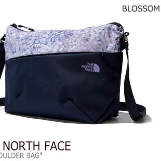 THE NORTH FACE - ノースフェイスフラワーネイビーショルダーblossom