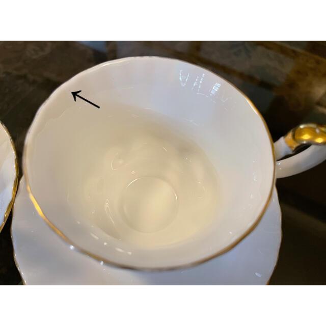 ROYAL ALBERT(ロイヤルアルバート)のサンド様専用ロイヤルアルバート ティーカップ マグカップ インテリア/住まい/日用品のキッチン/食器(グラス/カップ)の商品写真