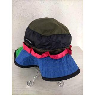 コロンビア(Columbia)のColumbia(コロンビア) ナイロンハット メンズ 帽子 ハット(ハット)