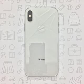 アイフォーン(iPhone)の【B】iPhone X/256GB/356739083397417(スマートフォン本体)