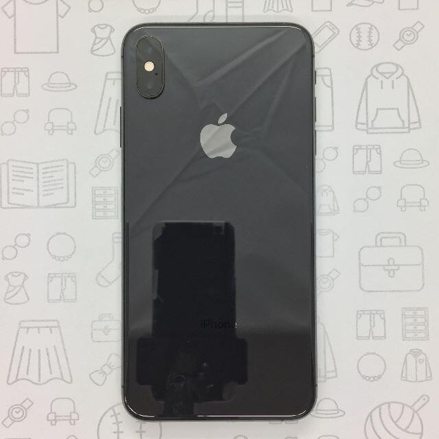 iPhone(アイフォーン)の【B】iPhone XS Max/256GB/357304093269111 スマホ/家電/カメラのスマートフォン/携帯電話(スマートフォン本体)の商品写真