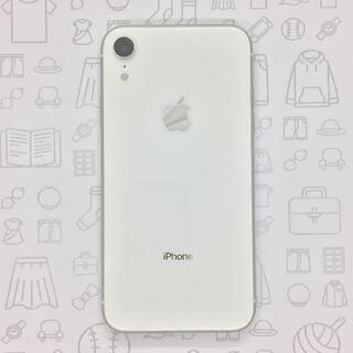 アイフォーン(iPhone)の【B】iPhone XR/64GB/357379097787854(スマートフォン本体)