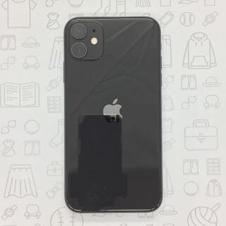 アイフォーン(iPhone)の【B】iPhone 11/64GB/356574104802701(スマートフォン本体)