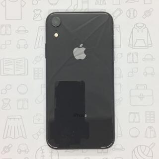アイフォーン(iPhone)の【A】iPhone XR/64GB/353052101636433(スマートフォン本体)