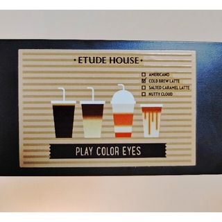 ETUDE HOUSE - エチュードハウス☆アイカラーパレット