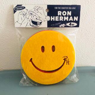 Ron Herman - 【新品未使用】 ロンハーマン  コースター 4枚セット