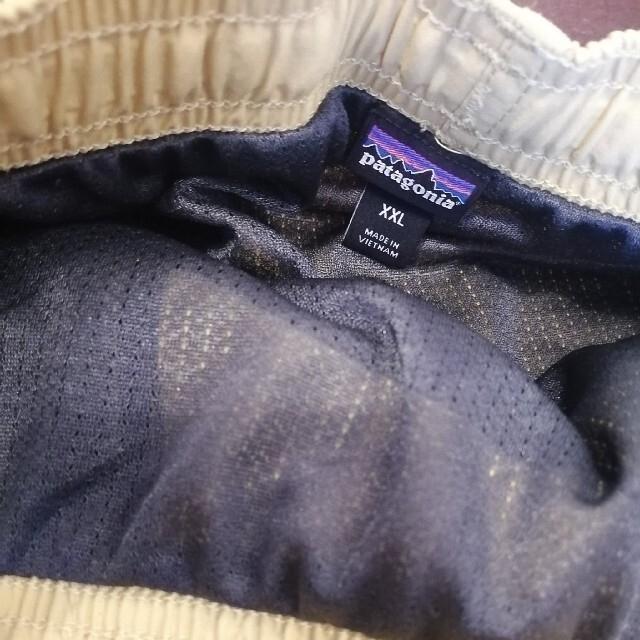 patagonia(パタゴニア)のpatagonia パタゴニア バギーズショーツ キッズ XXL 黄色 イエロー メンズのパンツ(ショートパンツ)の商品写真