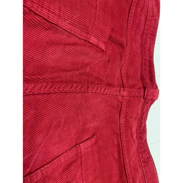 HOLLYWOOD RANCH MARKET(ハリウッドランチマーケット)のサマーコール ビーチショーツ/ハリウッドランチマーケット/赤 メンズのパンツ(ショートパンツ)の商品写真
