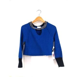 mame - mame(マメ) デザインニット レディース トップス ニット・セーター