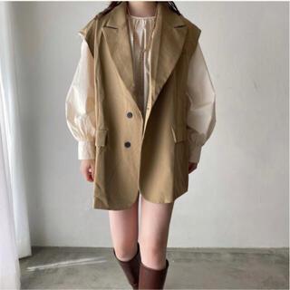 カスタネ(Kastane)のもち様専用 jacket best   nuyuh (テーラードジャケット)