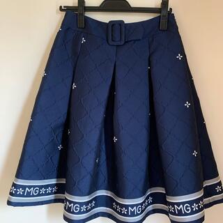 M'S GRACY - エムズグレイシー  スカート  38 新品 今日だけお値下げ