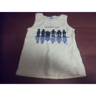 ハッカキッズ(hakka kids)のHAKKA 男児 ノースリーブ サイズ120 ロボット(Tシャツ/カットソー)