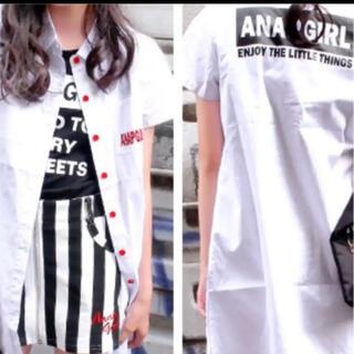 アナップキッズ(ANAP Kids)のANAP girl アナップ ガール(Tシャツ/カットソー)