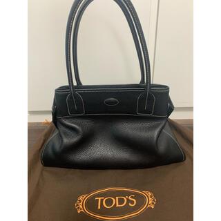 トッズ(TOD'S)のTOD'S トッズ トートバッグ ブラック(トートバッグ)