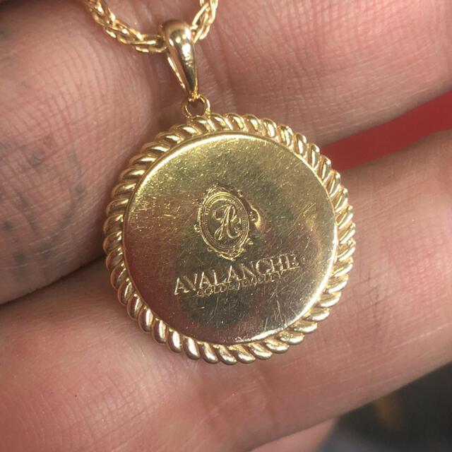 AVALANCHE(アヴァランチ)のAVALANCHE 10K トップ  メンズのアクセサリー(ネックレス)の商品写真