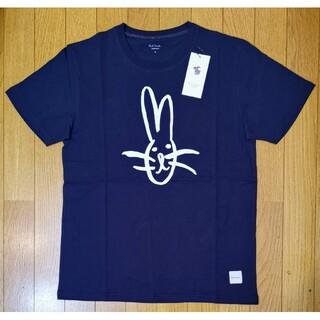 ポールスミス(Paul Smith)のポールスミス 新品 メンズ Tシャツ(ラビット/ネイビーM)(Tシャツ/カットソー(半袖/袖なし))