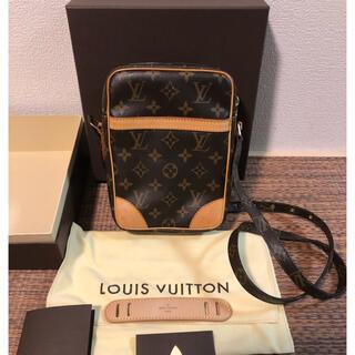 LOUIS VUITTON - 美品 正規品 ルイヴィトン モノグラム ダヌーブ ショルダーバッグ