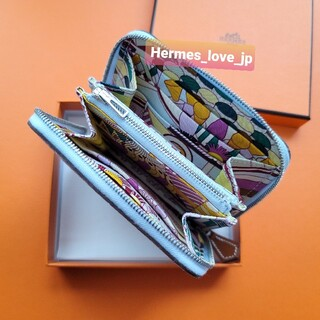 Hermes - 新品☆エルメスシルクインコンパクト お財布(エルメス シルクイン