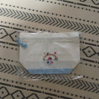 familiar - ファミリア  巾着 お弁当袋