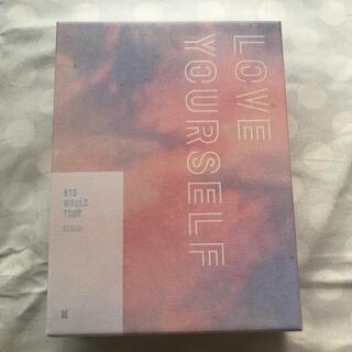 防弾少年団(BTS) - BTS LOVE YOURSELF SEOUL ソウル DVD 日本語字幕あり