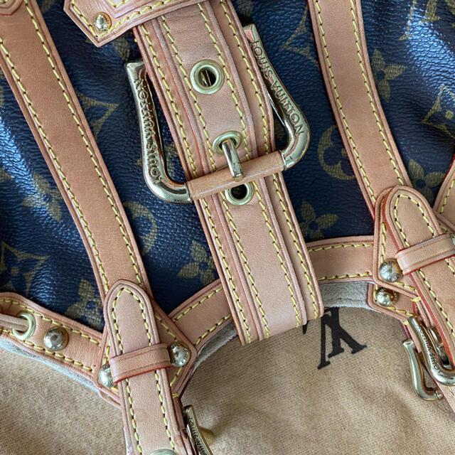 LOUIS VUITTON(ルイヴィトン)のお値下げ LOUIS VUITTON テダPM レディースのバッグ(ハンドバッグ)の商品写真