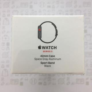 アップル(Apple)の未開封品 アップルウォッチ MQKN2J/A/202104161400000(その他)