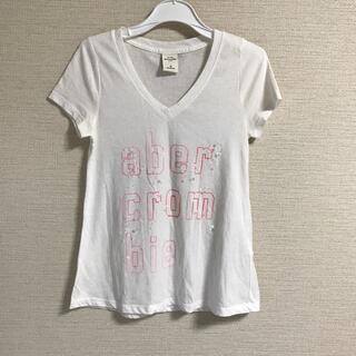 アバクロンビーアンドフィッチ(Abercrombie&Fitch)のアバクロ キッズ Tシャツ(Tシャツ/カットソー)