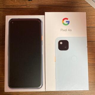 Google - google pixel 4a 新品未使用