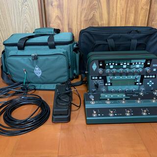 kemperケンパーパワーアンプモデル + remote + ペダル等オマケ多数(ギターアンプ)