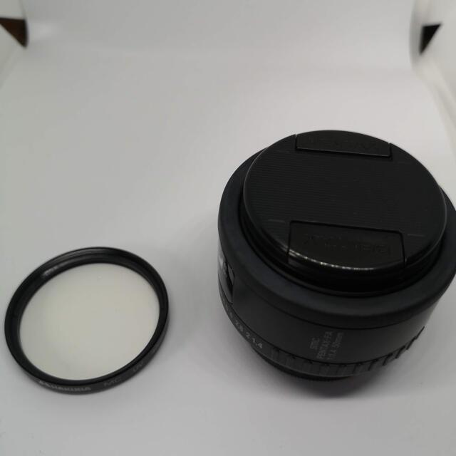 PENTAX(ペンタックス)のPENTAX FA50mm F1.4 (クレオ様専用) スマホ/家電/カメラのカメラ(レンズ(単焦点))の商品写真